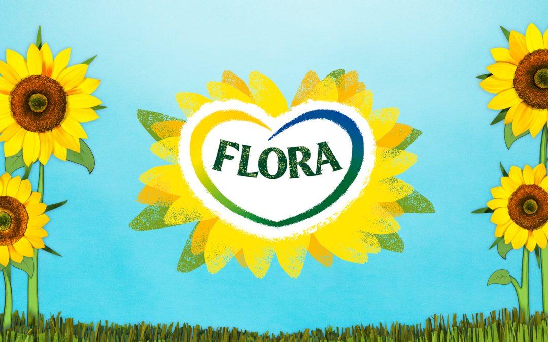 Flora Grapics: Print Campaign