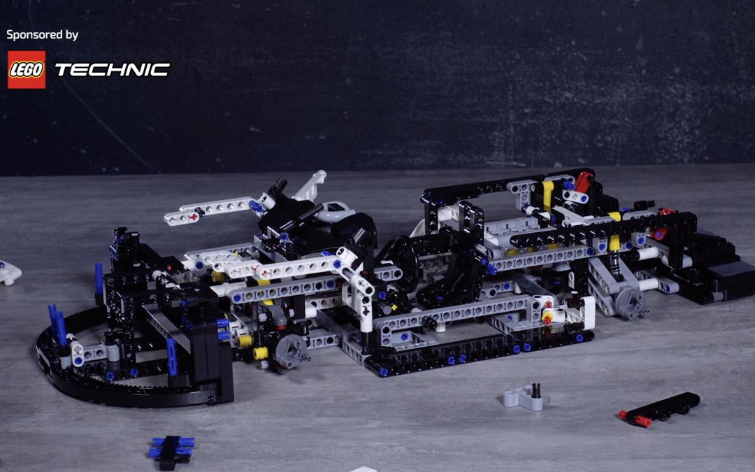LEGO Technic Timelapse