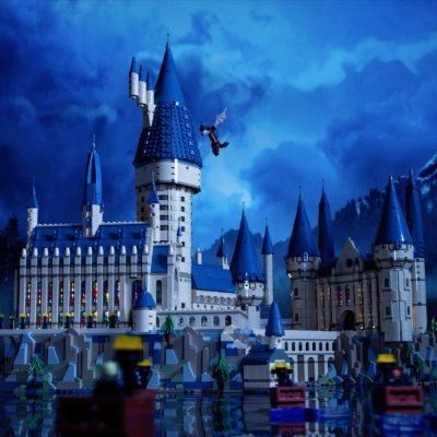 Arriving at Hogwarts