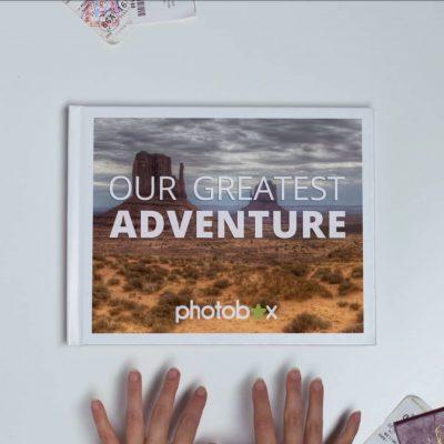 Photobox: Our Greatest Adventure