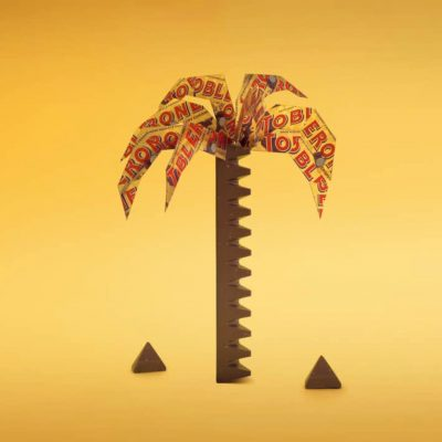 Toblerone: Crispy Coconut
